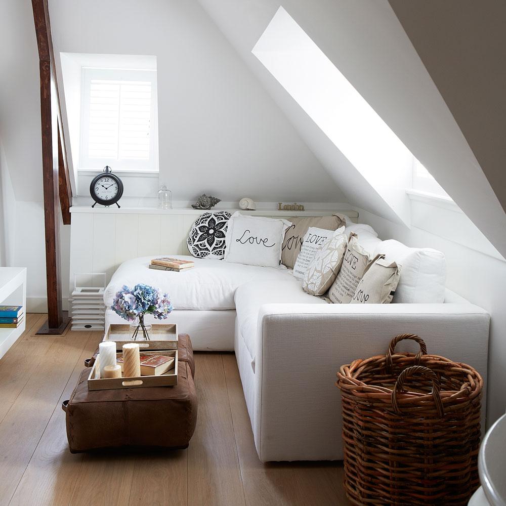 Home Interior Design Ideas For Small Living Room: Co Je Malé, To Je Milé. Podívejte Se, Jak Snadno A
