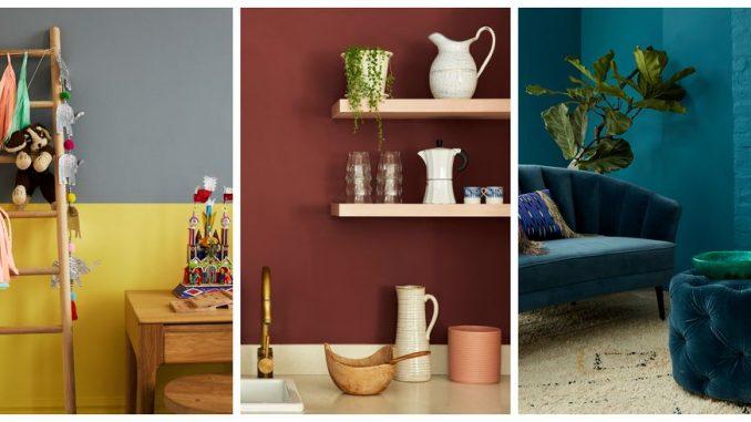 Nové a zajímavé barvy pro oživení vašeho domova 2